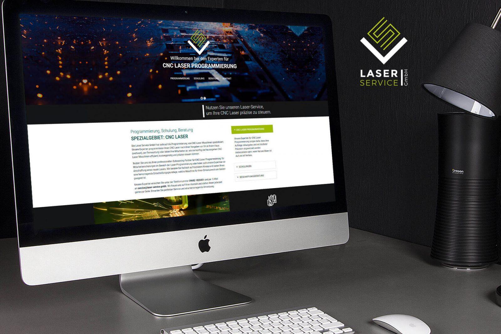 Website Design Industrie