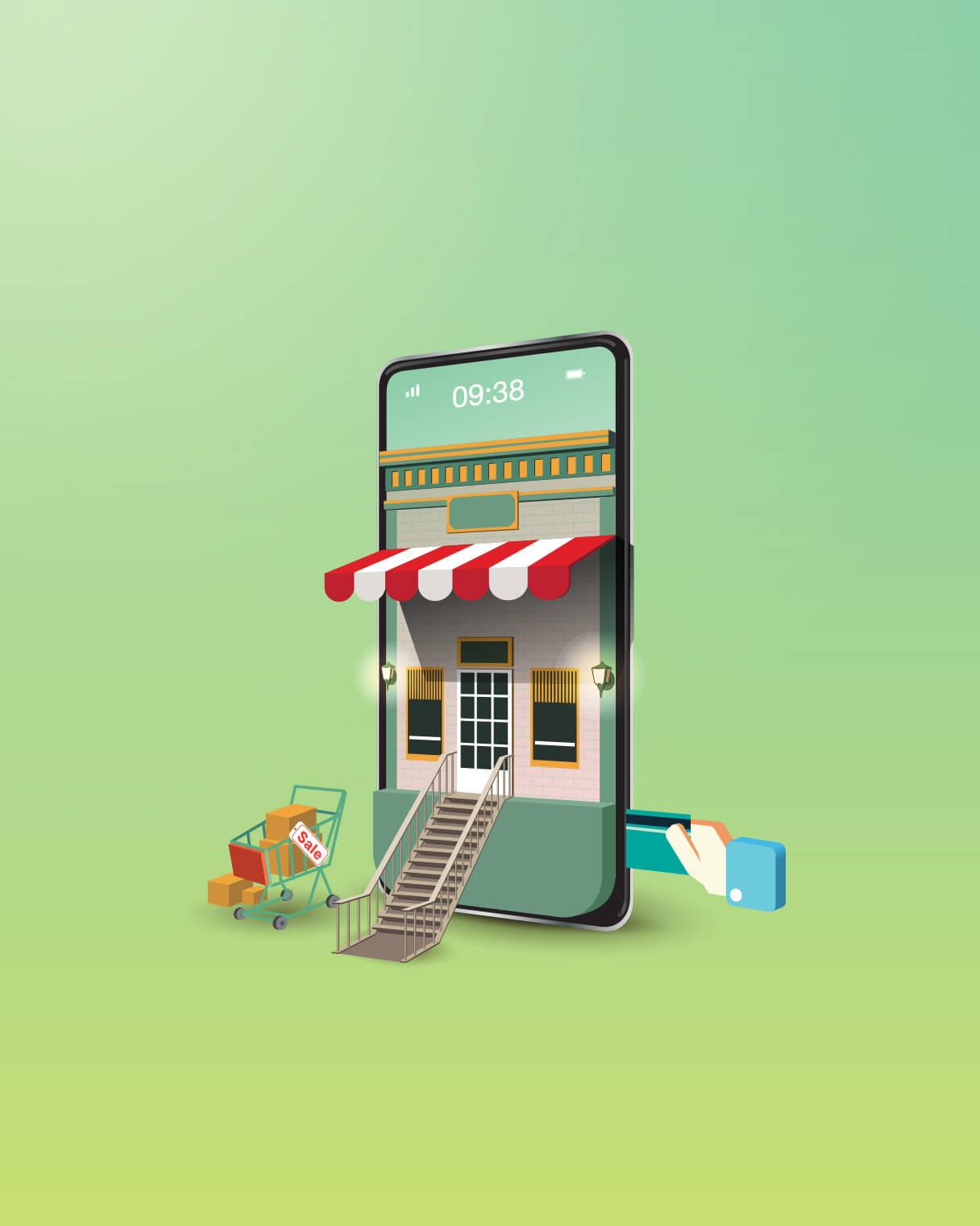 Onlineshops mit WooCommerce