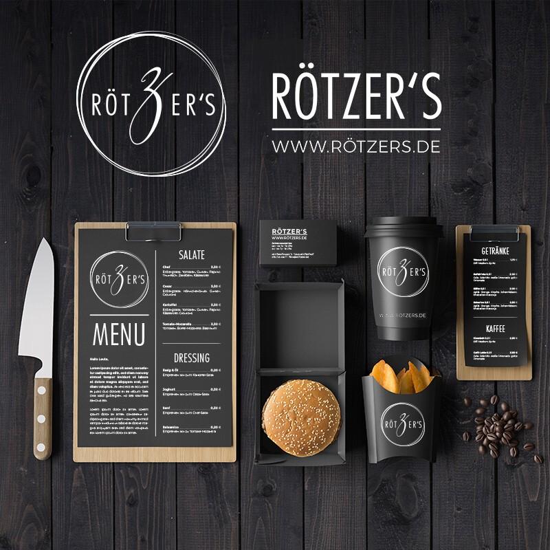 Restaurantdesign Speisekarten
