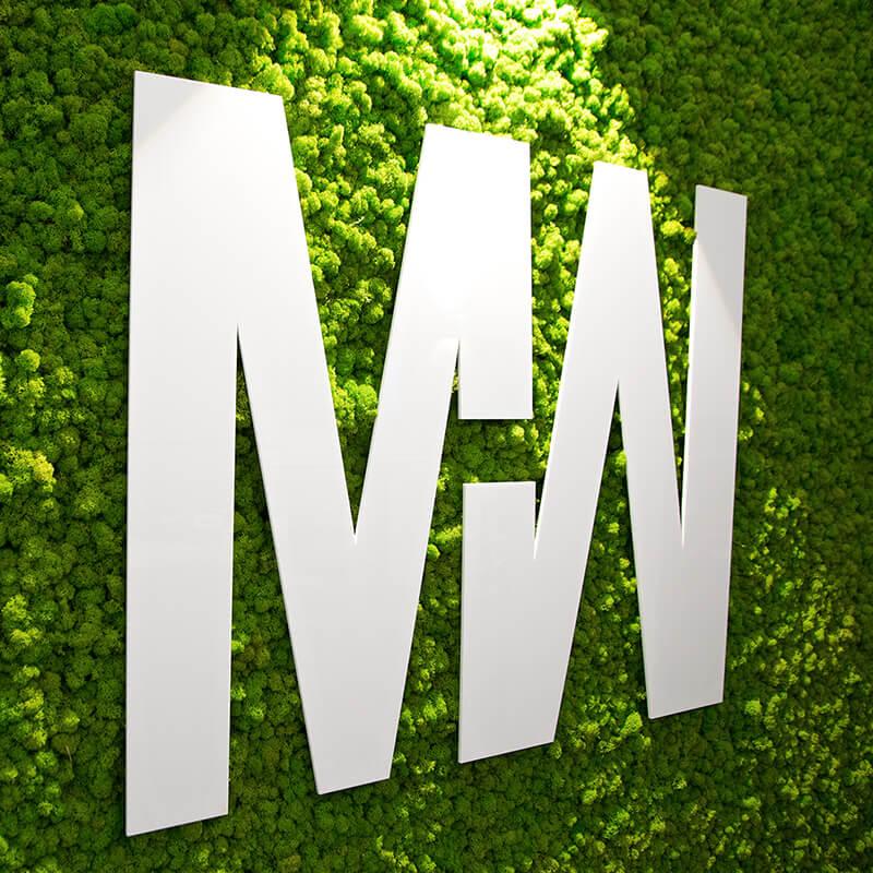 Logodesign Notar Wollmann