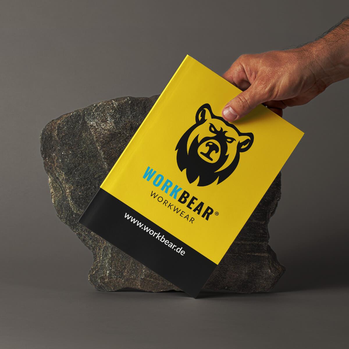 Workbear Weiden & Cham Grafikdesign / Corporate Design