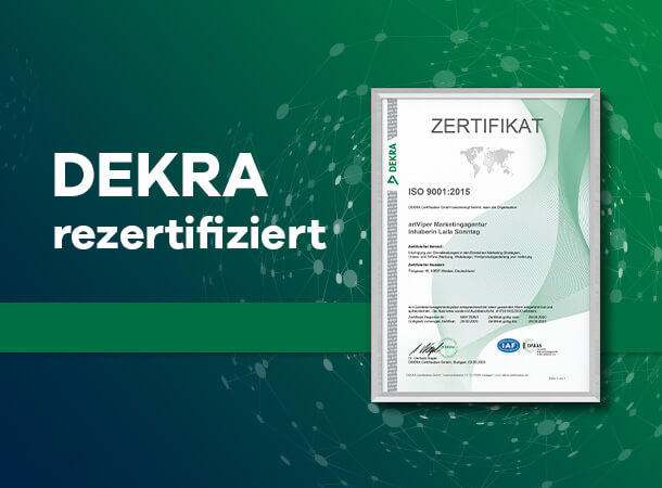Zertifizierte Agentur